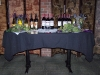 tasting wine table