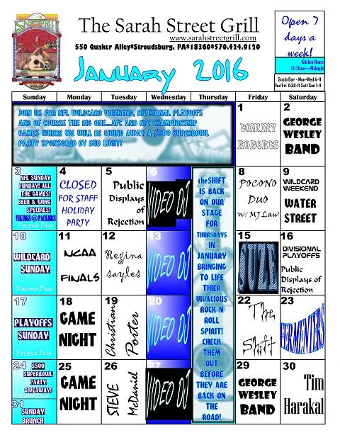 calendar 1-001