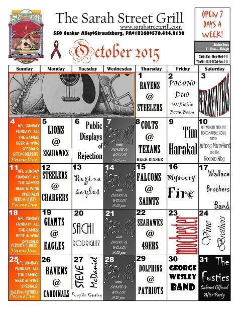 calendar 10-001