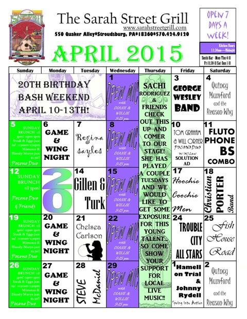 calendar 4-001