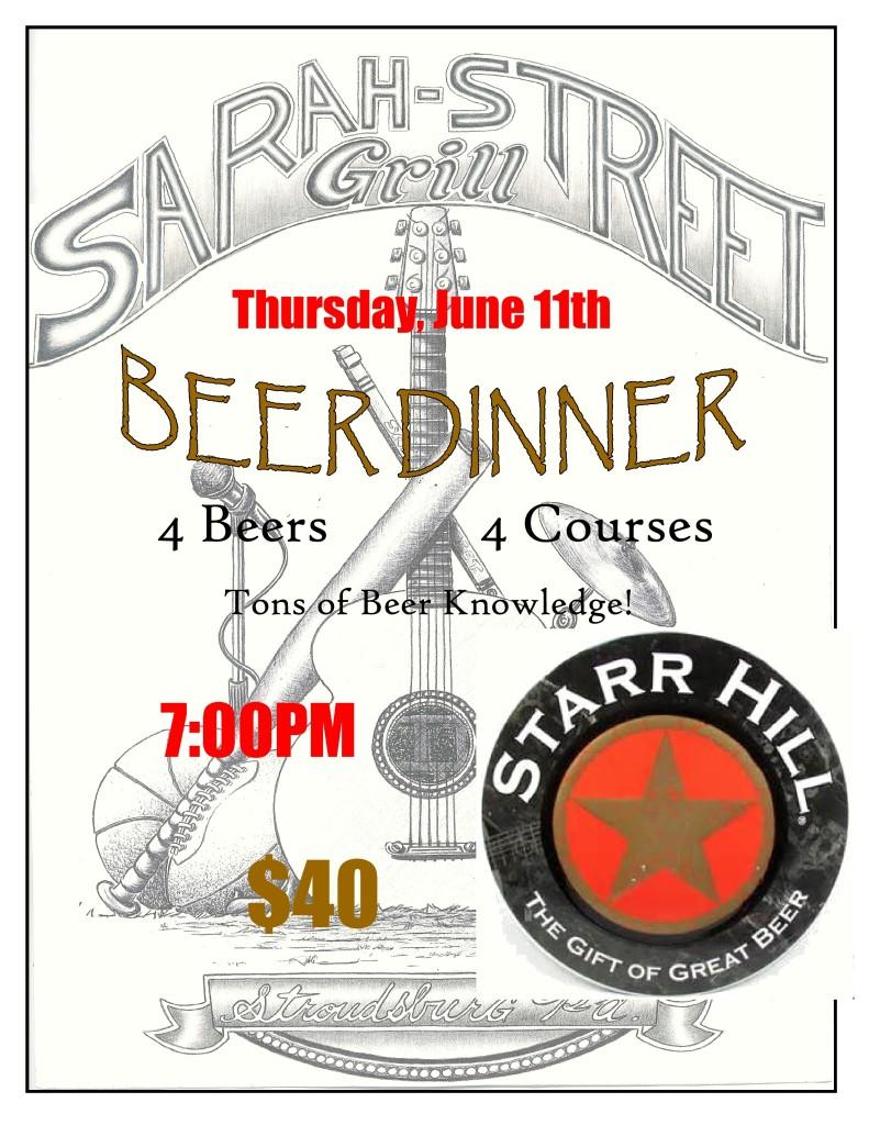 beer dinner flyer-001