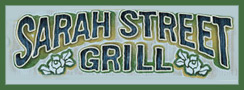 Sarah Street Bar & Grill Sticky Logo